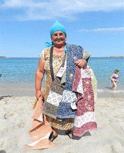 Sardinia Woman
