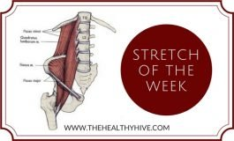 STRETCH OF THE WEEK - PSOAS