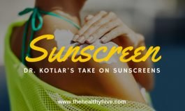 Sunscreen blog post